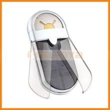 Portable 5500mah USB Solar Power Bank Mobile Battery Charger
