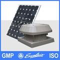energia solar do ventilador de exaustão de cima do telhado de escape ventilador ventilador de ventilação industrial