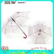 Fashion Cheapest 21 inch transparent umbrella