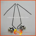 New Design Unique Long Chaining Earrings Pearl Ear Line