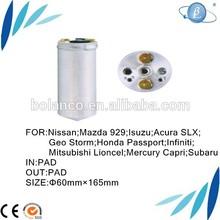 Infiniti car filter drier in Parker 800108