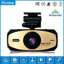 ambarella a5 3g car dvr with gps tracker car black box wifi