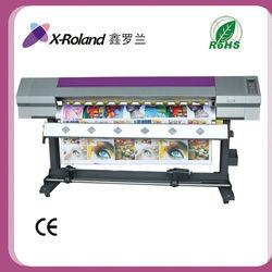 X-Roland hot sale indoor/outdoor pvc printing machine
