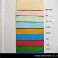 Patrón de color de papel