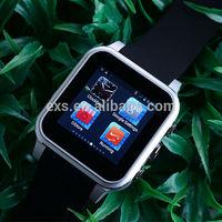 Fashionable smart bluetooth phone watch, Bluetooth smart watch for smart phone