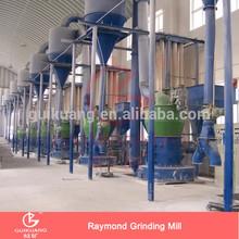 black talcum powder raymond grinder mill