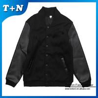 Soft thin woman leather jacket