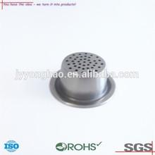 OEM ODM stainless steel Tensile member wire drawing stainless steel stamping lid stainless steel jar lid jar lids with holes