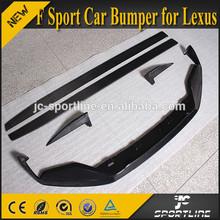 Carbon Fiber Material F Sport Car Bumper for Lexus GS250H GS350H