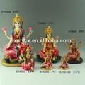 Vente en gros de grande taille inde dieu& goddness dieu hindou décoration maa lakshmi