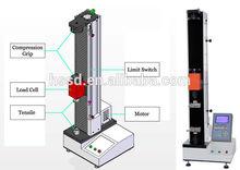 WDW-02S 200N Digital Display Electronic Universal Tensile Tester, Tensile Testing Machine, Plastic Film Tensile Test Equipment
