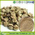 낮은 가격 녹색 커피 콩 가격, 에서 chlorogenic 산 cgmp 제조업체
