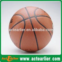 latest design size 7 match basketball balls