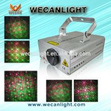 Christmas party!!!Hot Sale mini gobo laser light red green laser light