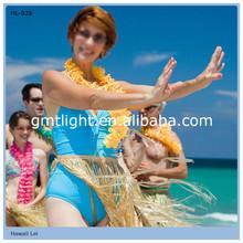 best quality led light hawaiian silk leis