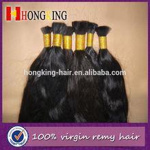 Qingdao Factory New Arrival Tangle Free Cheap Chinese Hair Bulk