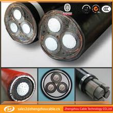 al/xlpe /dsta pvc external power cable