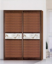 modern bedroom wardrobe sliding door / slide door design