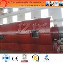 Jin Zhen Machinery waste plastic to diesel oil line