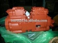 DAEWOO S150 hydraulic pump,Kawasaki K3V63DT main pump, S150M main pump