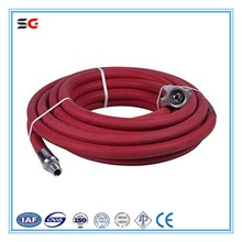 SG rubber 3 inch water hose