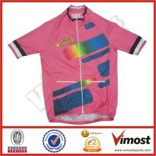 Wholesale China custom cycling clothing/Men's bike wear/bicycle jersey