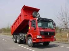 mine dump load truck 25ton concrete loading truck