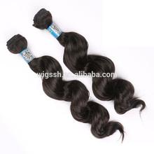 grade AAAAA virgin hair ,hot selling brazilian hair loose wave,no lice!no shedding!no gray!