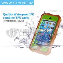 Top Selling Phone Waterproof case For Samsung Note 4