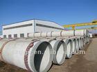 API 5L PSL 1 GRB X42 X52 X60 Spiral Welded Steel Pipe