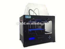 AVATAR IV 3d printer,dual extruder 3d printer metal frame build,high accuracy 3d printer