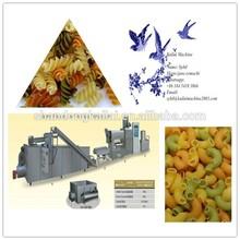 Línea completa automática italiana macarrones fabricación de la pasta de máquinas / precio macarrones que hace la máquina