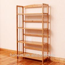 Factory direct 2014 popular modern design wooden bookshelf