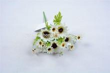 HS68195 silk Chrysanthemum Decorative Flowers & Wreaths like silk sunflowers