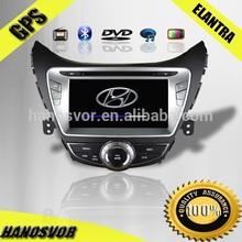 China Factory Hyundai New Elantra 2 din car dvd player gps software car gps mp3 player for Hyundai Elantra car dvd player gps