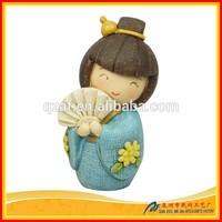 Customer design hot sale cute japanese doll