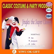 clown costume,adult clown costume,professional clown costumes