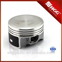 Piston kit for BAJAJ RE COMPACT LPG, engine piston