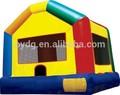 Popular Fun House ligação em ponte inflável / salto da lua com Design clássico para venda