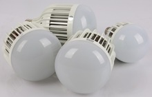 50w LED bulb lamp equal to 200w CFL -clear or frost PC coverings