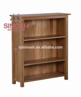 Solid Oak Wood living room furniture set 3FT BOOKCASE(KNSBC)