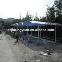 garage plastic carport