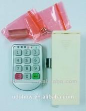 Keypad password electronic lock for safe