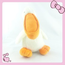 New design animal shape stuffed plush soft toy birds
