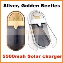 5500mah Solar Power Bank Portable Solar Charger