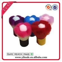 Hot sale flower shaped kabuki brush
