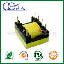 Mn-Zn PC40 ferrite core EE horizontal transformer trafo transformer