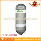 CE wrapped composite gas cylinder