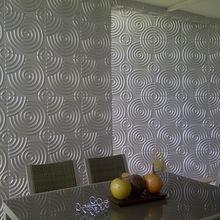 3d wallpaper interior decorative cheap wall coverings/plastic brick panels for walls