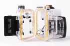 40M 130ft Professional Underwater Waterproof Case for Canon G15 Digital Camera DSLR